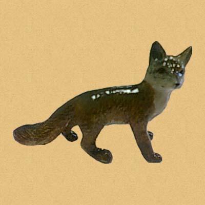 Красная лиса (Red Fox)