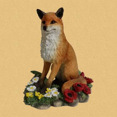 Статуэтка Лиса (Red Fox)