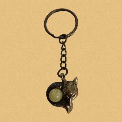 Брелок для ключей Лисенок